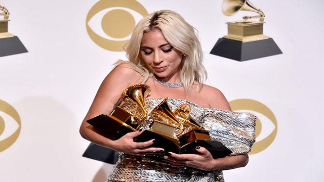 Lady Gaga Grammys 2020
