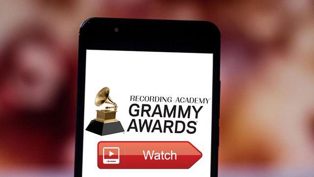Grammys 2021 channel