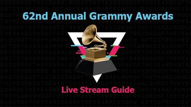 grammys 2020 live online